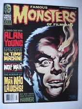 FAMOUS MONSTERS OF FILMLAND THE TIME MACHINE ENGLISH MAGAZINE # 220 1998