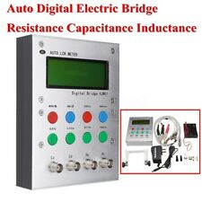 2017 XJW01 Auto LCR Digital Bridge Resistance Capacitance Inductance ESR Meter