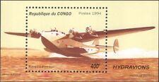 Congo 1994 Sea Planes/avion/aviation/Vol/transport/Amphibie M/S (n23965)