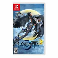 Bayonetta 2 (Physical Game Card) + Bayonetta (Digital Download) - Nintendo Sw...