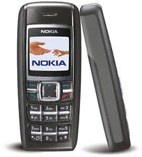 Nokia 1600 Mobile Phone With Nokia Battery & Compatible charger & Universal Box