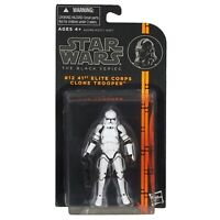 Star Wars Black Series Collection 41st Elite Corps Clone Trooper Damaged Card