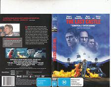 The Last Castle-2001-Robert Redford-Movie-DVD