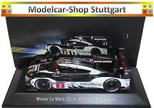 Porsche 919 Hybrid winner le mans 2016 Dirty Version Spark 1:43 map02087316 nuevo