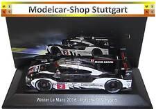 Porsche 919 Hybrid Winner Le Mans 2016 Dirty Version Spark 1:43 MAP02087316 neu