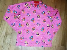 eec61a1aff9411 Hanna Andersson Pink Kitty Floaties Rash Guard L s Swim Shirt 140 10