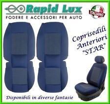"""Coppia fodere coprisedili anteriori Star per Peugeot 308 fantasia """"S20"""""""