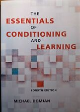 Textbook The Essentials of Conditioning and Learning (4th Edition) Dojman