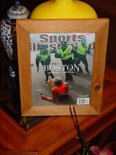 BOSTON MARATHON 2013 SPORTS ILLUSTRATED ORIGINAL CUSTOM FRAMED MAGAZINE