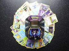 POKEMON SUN AND MOON  COLLECTION Box TIN - INCLUDING Amazing Card Bundle lot