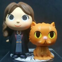 Funko Mystery Minis Lot Harry Potter Series 1 - Hermione & Crookshanks