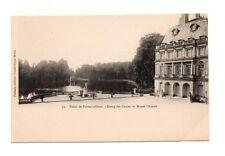 77 - Palacio de FONTAINEBLEAU - Estanque de carpas (B2289)