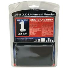 Delkin Devices USB 3.0 Universal Memory Card Reader DDREADER-42