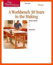 Fine Woodworking's a Workbench 30 Years in the Making Plan by Fine...