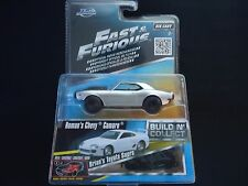 Jada Fast And Furious Assortimento Set Of 7 Inclusi Toyota Supra Ondeggiante