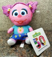 NEW Sesame Street Abby Cadabby Plush Toy 50 Years Stuffed Doll Figure Girl Fairy