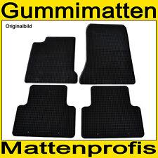 Gummimatten Gummifußmatten für Renault Laguna III ab Bj. 10/2007 bis heute