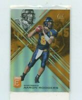 Aaron Rodgers 2017 Panini  Donruss Elite Draft Picks #2