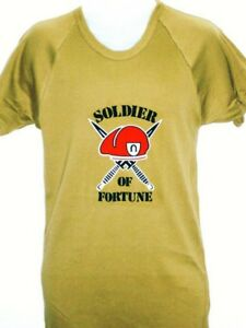T Shirt - Printed- Soldier of Fortune