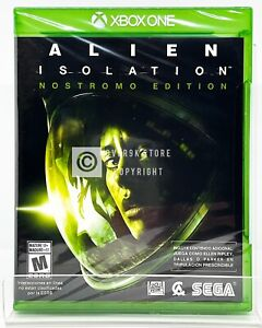 Alien Isolation Nostromo Edition - Xbox One - Brand New | Spanish/English