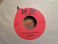 TEE PEE 45 RECORD/SUSAN MARIE/WARM IN THE WINTERTIME/THE MOON WON'T TELL/ EX