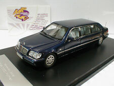 NEO 45360 # Mercedes-Benz S600L Pullman (W140) Stretch Limousine Bj.98 1:43 NEU