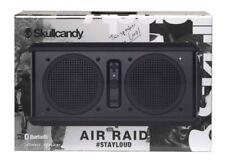 Skullcandy Air RAID Portable Bluetooth Speaker 2x5w Waterproof/shockproof Black