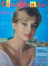 Cinema Special Festival Cannes Nr. 1290 Kodak 1959
