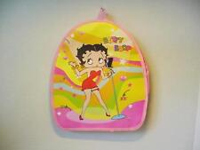BETTY BOOP BACK PACK SINGING DESIGN