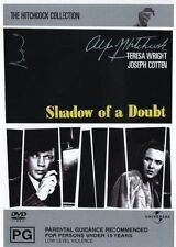Shadow Of A Doubt (DVD, 2001)