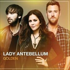 LADY ANTEBELLUM CD - GOLDEN (2013) - NEW UNOPENED - COUNTRY