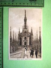 LOMBARDIA - MILANO (MI) - DUOMO - GUGLIA MAGGIORE 14551