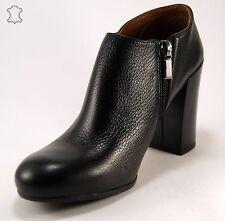 Ankle Boots Stiefeletten Damenstiefel Oberteil aus Echtleder Baldaccini, Gr. 35