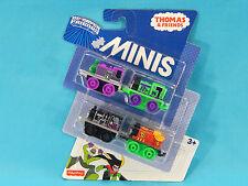 Thomas & Friends DC Super Friends Minis 4-Pack Robin, Catwoman, Riddler, Beast