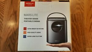 Nebula by Anker Mars Lite Theater Grade Portable Cinema