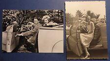 FOTO E CARD - AUTO SPIDER - ANNI '50
