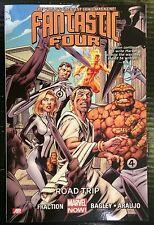 Fantastic Four Volume 2 Road Trip TPB Marvel Comics 9780785166603