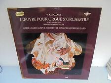 33 Tours - W.A. Mozart - Marie-Claire Alain - J.François Paillard Vol.1
