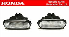 HONDA GENUINE CIVIC EG6 SIR Front Fender Turn Marker Lamp Light Set OEM