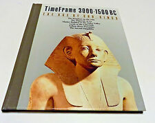 Time Frame 3000 - 1500 BC: The Age of God-Kings / HC Time-Life Books