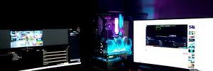 High end gaming pc! Gtx1080ti hof i7 8700k awesome machine