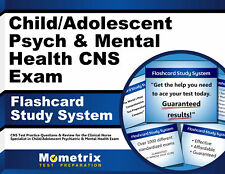 Child/Adolescent Psych & Mental Health CNS Exam Flashcard Study System