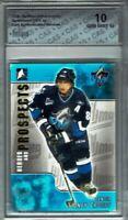 Sidney Crosby Heroes and ProspectsRimouski Océanic 2003