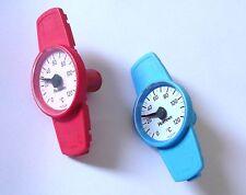 HEIMEIER HUZ334 KIT Thermomètre Heimeier rouge et bleu 0 à 120°C pour Globo D