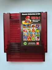 239 in 1 Nintendo NES Cartridge Multicart Classic NES Collection Games