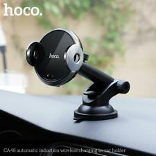 Car wireless charger Hoco.CA48 air outlet and dashboard mount and suction base