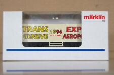 MARKLIN MÄRKLIN 4415 k0055 SBB CFF TRANS EXPO 1994 GENEVE AEROPORT remorque