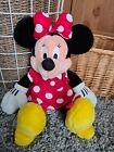 Disney Minnie Mouse plush toy Red spotty dress and bow
