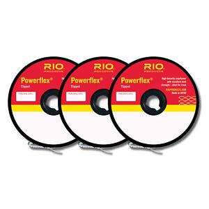 RIO Powerflex Tippet - 3 pk