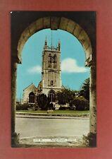 Unused Postcard - Parish Church, Dursley